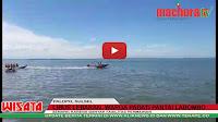 VIDEO: Libur Lebaran, Warga Padati Wisata Pantai Labombo
