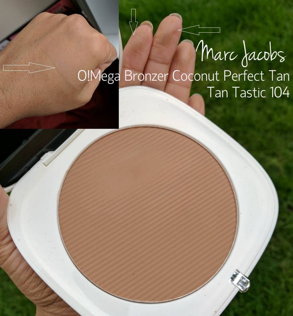 O!Mega Bronzer Coconut Perfect Tan by Marc Jacobs Beauty #18