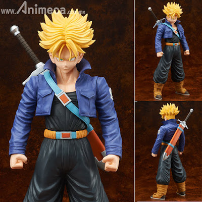 Figura Trunks Gigantic Series Dragon Ball Z