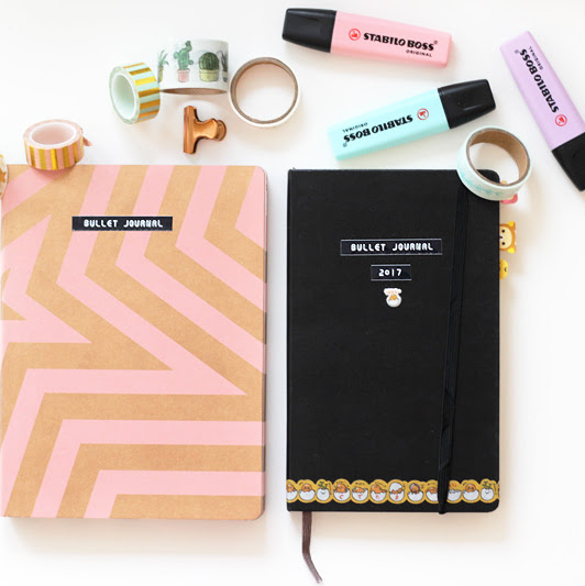 My New Nuuna Bullet Journal: Layouts, Monthly Segments, Decorations & Tips