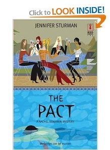 Book reviews: The Pact by Jennifer Sturman