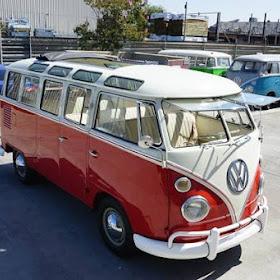 vw bus 1966