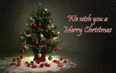 Merry Christmas ecards to your friends image