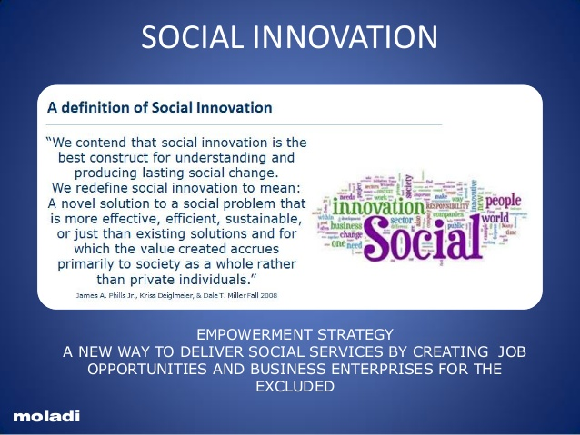 Social Innovation | Social Entrepreneur