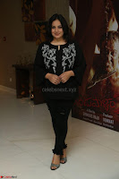 Cute Poja Gandhi in black dress at Dandupalyam 2 Movie press meet  ~  Exclusive 96.JPG