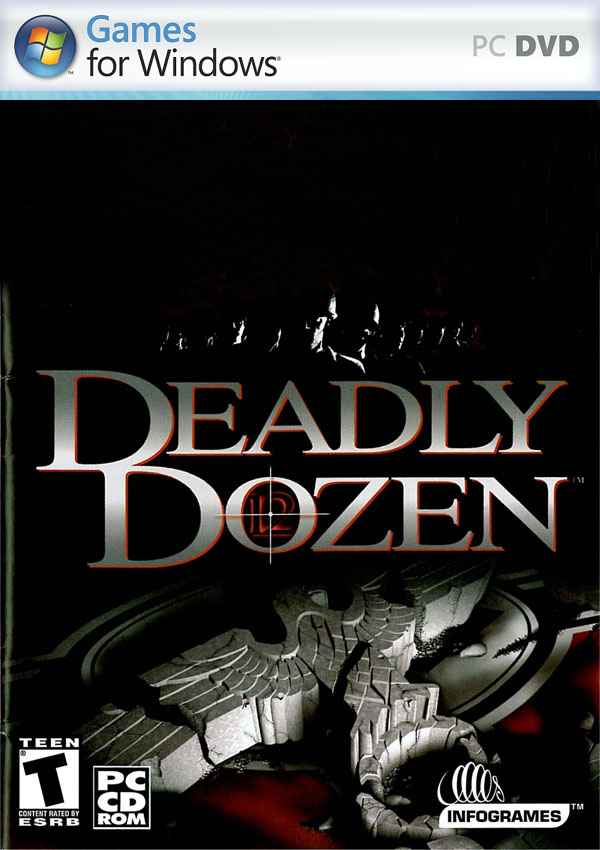 Deadly Dozen Download Cover Free Game
