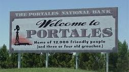 Portales New Mexico, Portales