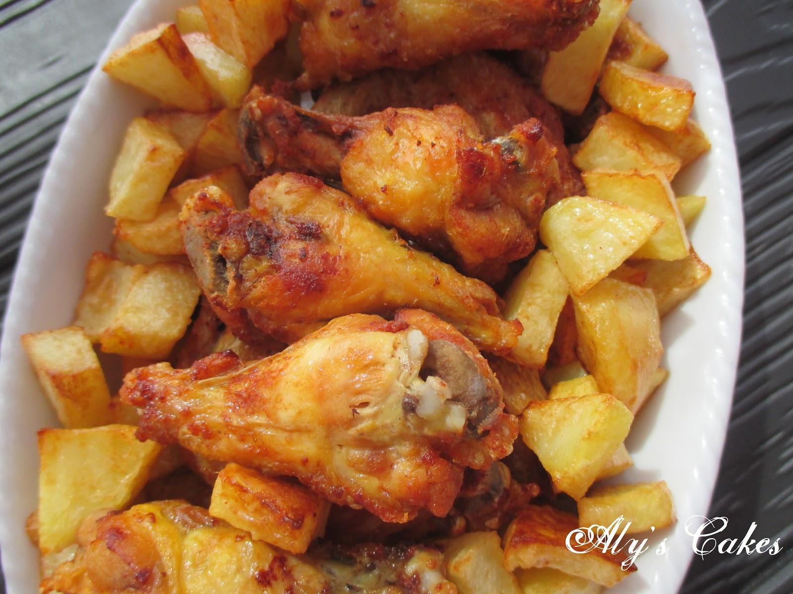 Aly 39 s cakes alitas de pollo en adobo - Adobo de alitas de pollo ...
