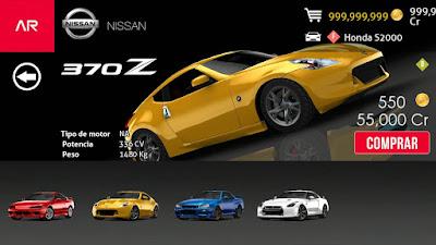 Download Assoluto Racing Mod APK v1.6.6 Terbaru 2017 (Unlimited Money)