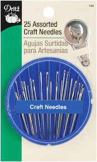 dritz sewing needles