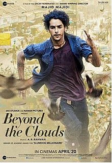 Beyond the Clouds (2017) Hindi 720p BRRip x264 1.2GB ESubs