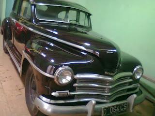 BURSA MOBIL KLASIK : Forsale Plymouth 1947 LHD 95% Original
