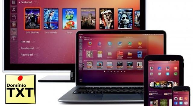 DominioTXT - Ubuntu 15.10 Wily Werewolf