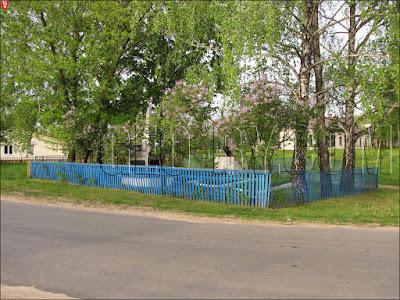 Туча. Памятник Великой Отечественной Войне