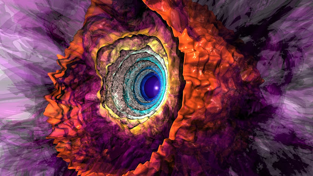 Elusive origin of stellar geysers revealed by 3D simulations