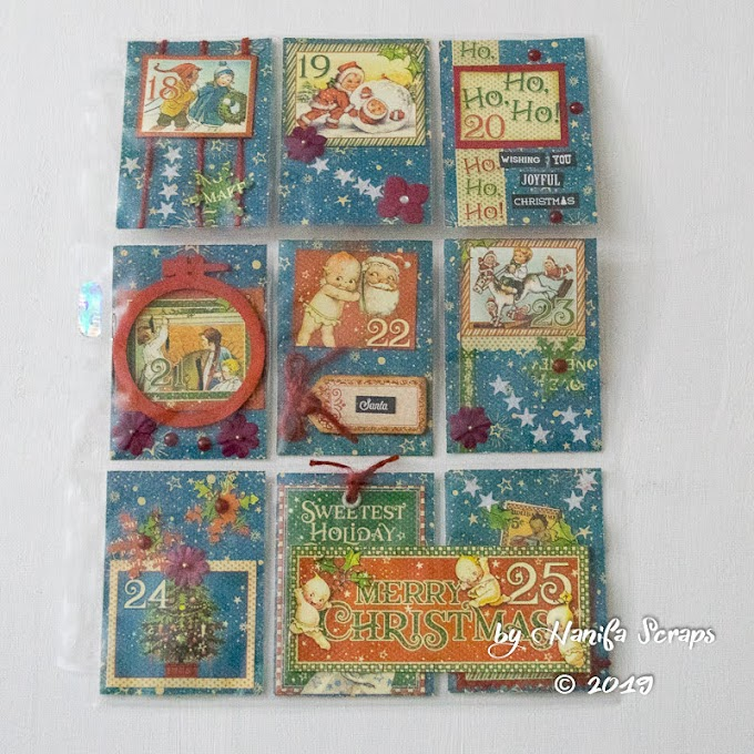 Christmas Magic Pocket Letter