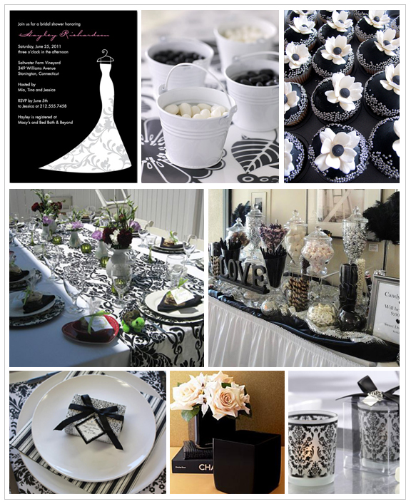 White Rose Weddings Celebrations Events Penguin Theme: White Rose Weddings, Celebrations & Events: Black And