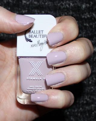 Formula X Lilac Fairy