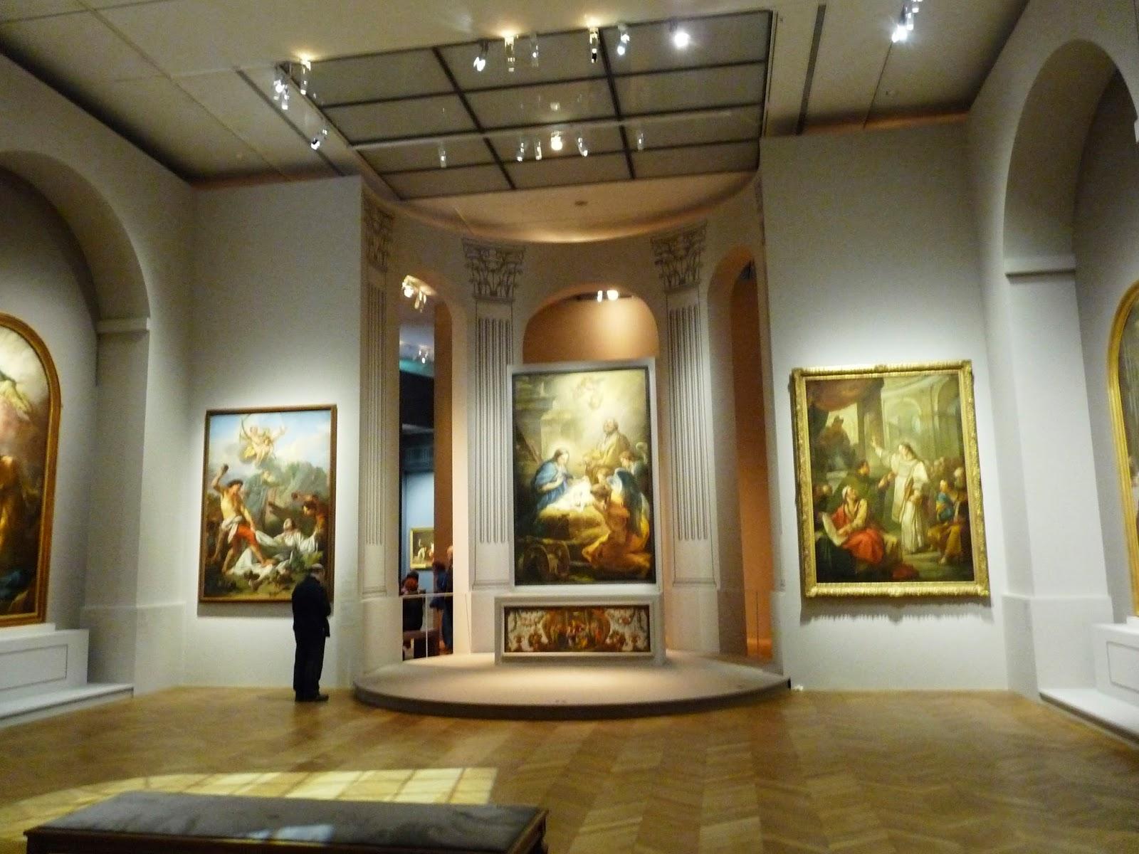 Le baroque des lumi res chefs d 39 uvre des glises for Exposition paris 2017