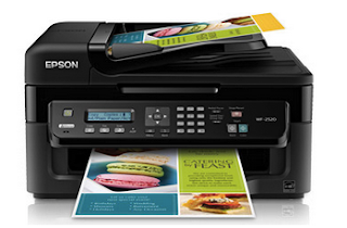 Epson WorkForce WF-2520 image