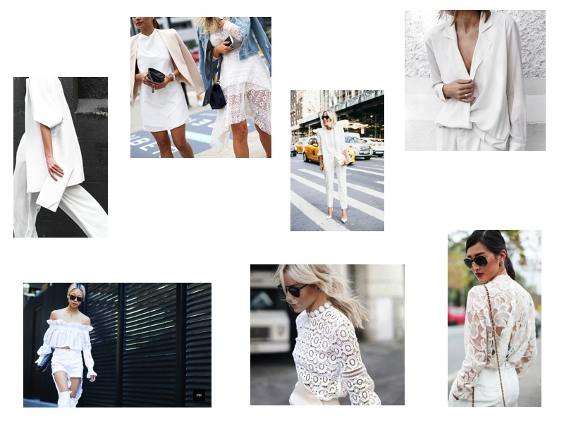 White ... tendance intemporelle ...