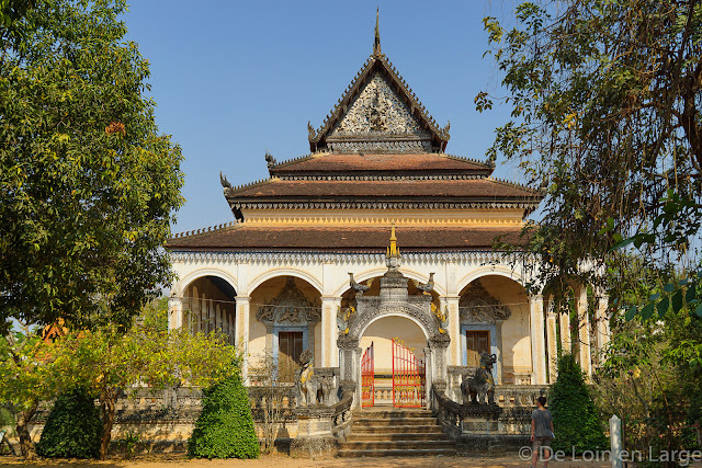 Wat Bo - Siem Reap - Cambodge