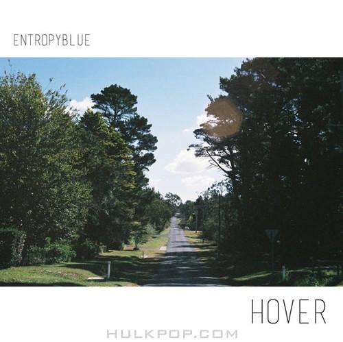 Entropy Blue – Hover – Single