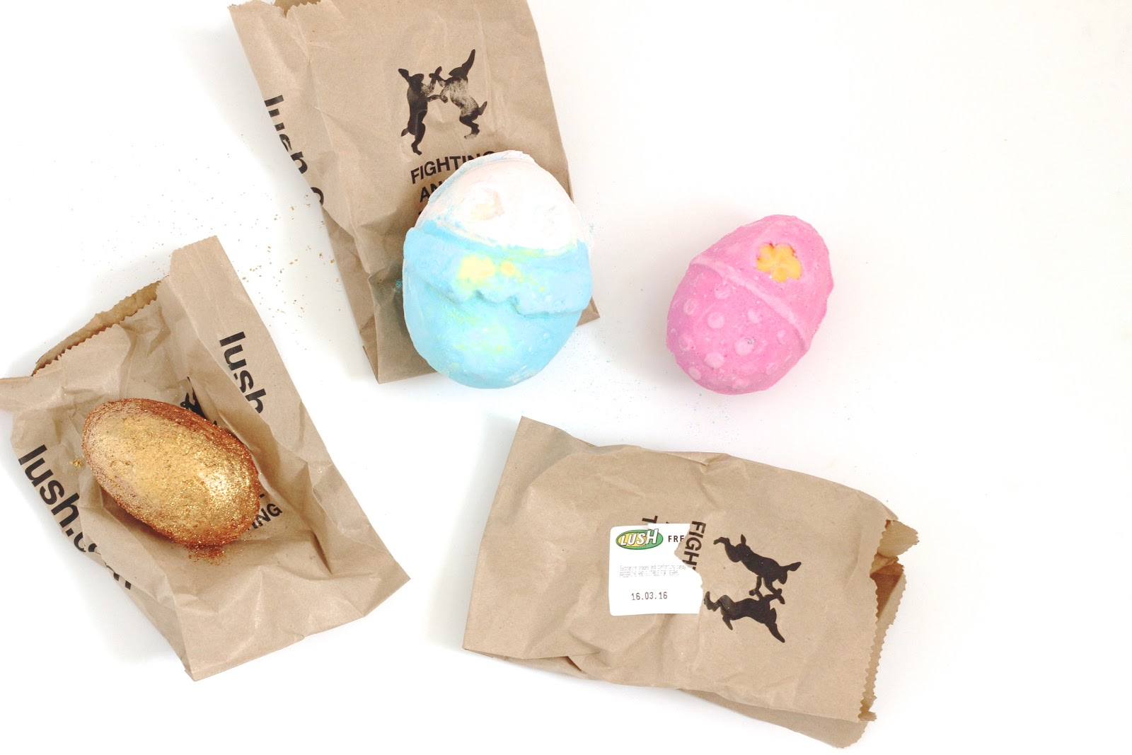 LUSH Easter Picks.