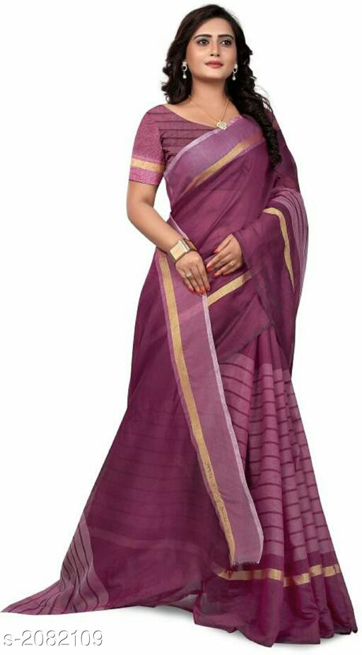 Stylish Cotton Saree