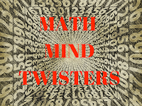 Mind Twister Questions of Mathematics