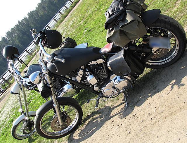 Harley Davidson Softail Harley Davidson Sporster chopper