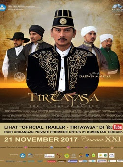 Download Tirtayasa The Sultan of Banten (2017) Full Movie