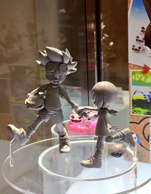 Taichi y Hikari G.E.M. de Digimon