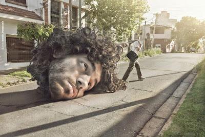 imagen manipulada en photoshop