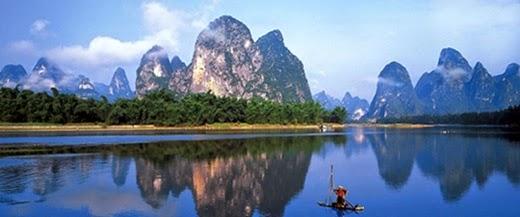 แม่น้ำหลีเจียง @ www.lycheetravel.com