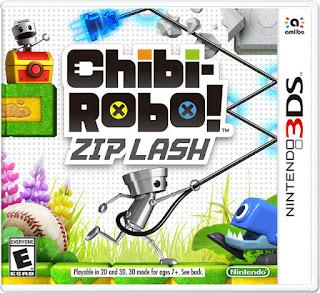 Free Download Chibi Robo! Zip Lash 3DS Region Free