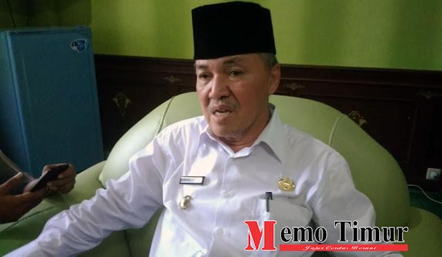 Plt Bupati Lumajang dr. Buntaran Suprianto, M.Kes