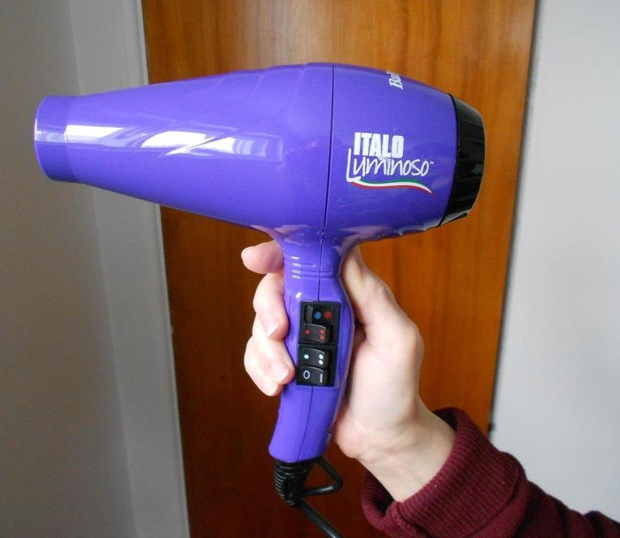 BaByliss PRO ITALO Luminoso dryer