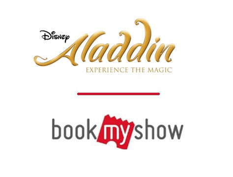 Disney's Aladdin and BookMyShow
