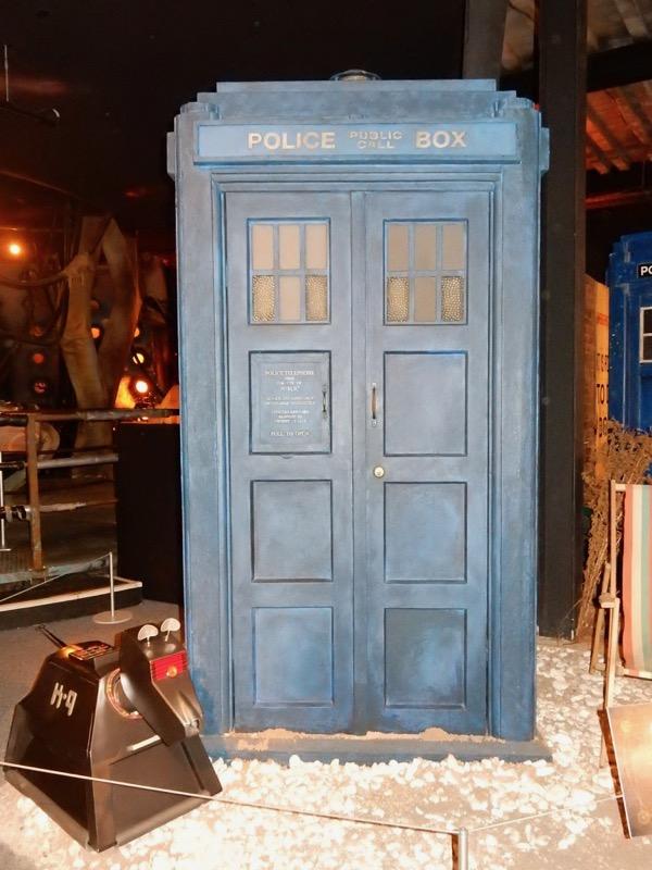 K9 TARDIS MK3 Doctor Who props