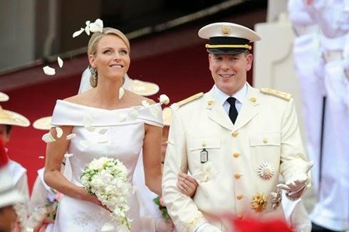 casamento principe alberto de monaco e charlene - Casamento Real - Principe Alberto ♥ Charlene Wittstock