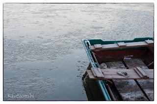 Csónak a Tiszán