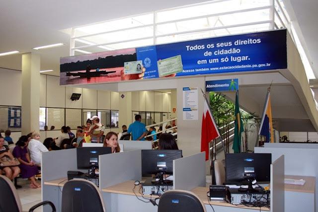 Ministério do Trabalho em Santarém muda atendimento para a Estação Cidadania
