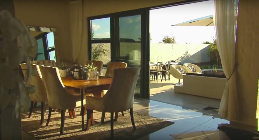 Video Shows Inside Out Bonang Matheba New Second House