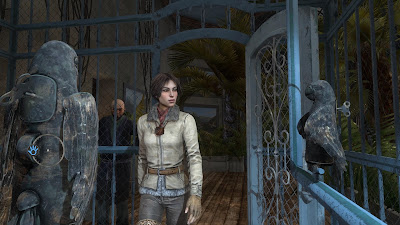 Syberia 3 Video Game Image