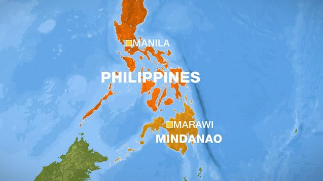 Bezpieczeństwo na Mindanao  Filipiny - Stan wojenny