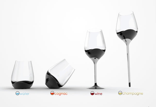 Evolverre one glass For every drink