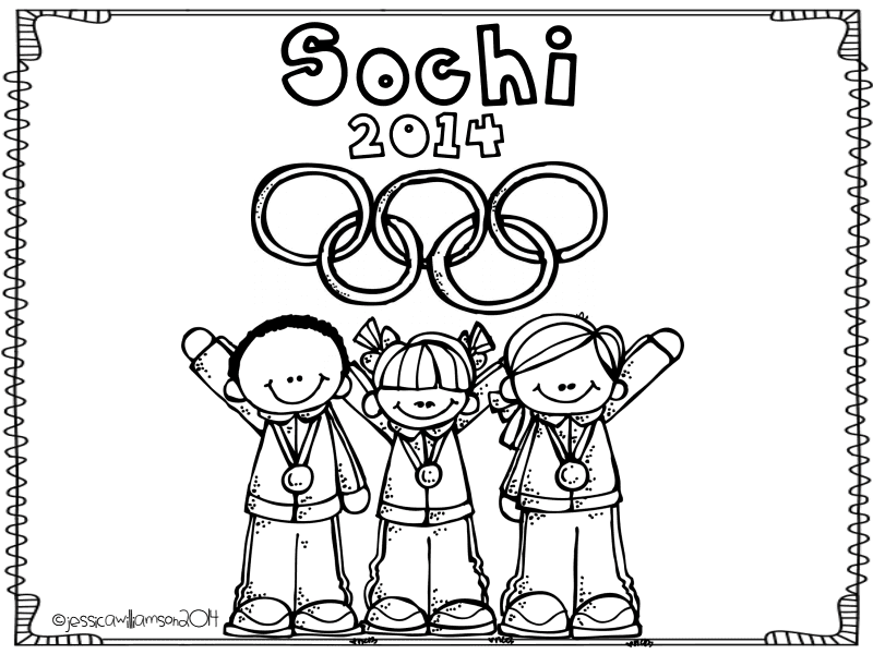 Welcome to Room 36!: Winter Olympics