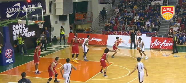 ABL Top 5 Plays - Week 5 (VIDEO)