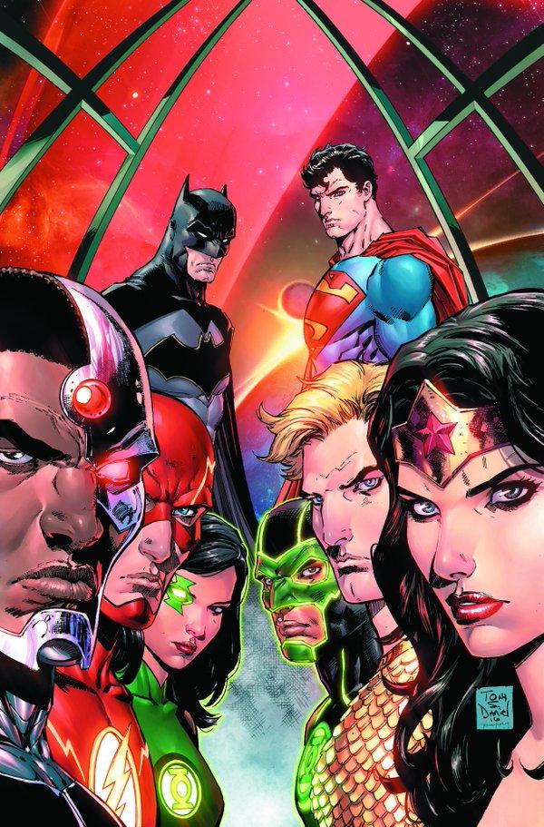 Justice League Group 69